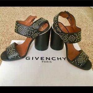 Authentic Givenchy Paris heels